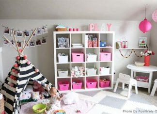 Małpi gaj w domu - jakie meble do pokoju zabaw dla dzieci wybrać?