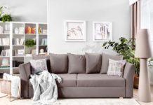 Obrazy w salonie. Jakie ramy, jaki kolor ściany? 7 stylowych inspiracji
