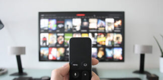 Wymień telewizor na duży ekran w swoim domu