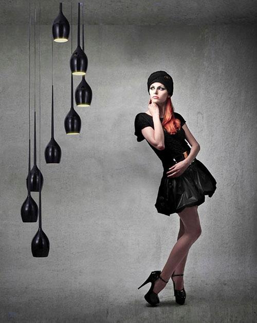Jakie lampy sprawdzą się w nowoczesnym wnętrzu