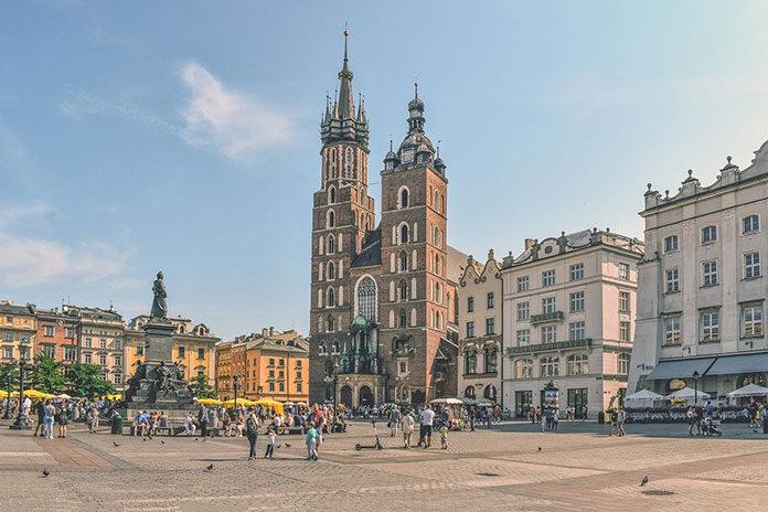 deweloper w Krakowie