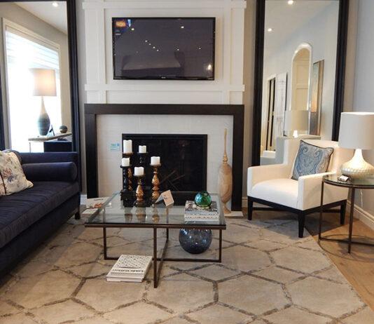 Wygodne i funkcjonalne meble do wypoczynku w salonie