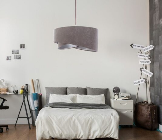 lampa do wnętrza