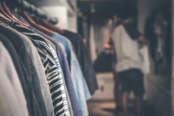 Szafa ubraniowa